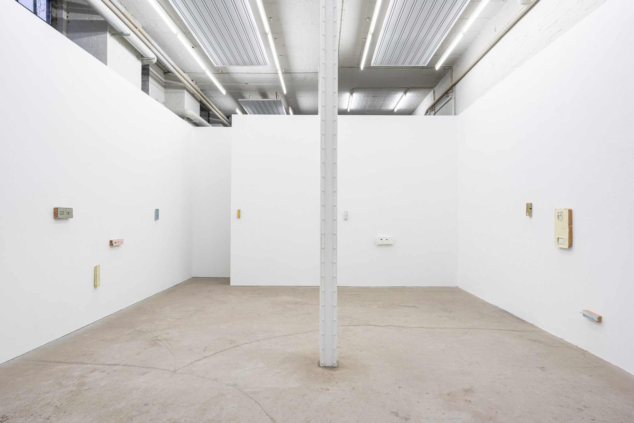 Max Huckle at Galerie Tobias Naehring, Leipzig